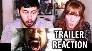 IMAIKKAA NODIGAL | Anurag Kashyap | Atharvaa | Teaser Trailer Reaction w/ Megan!