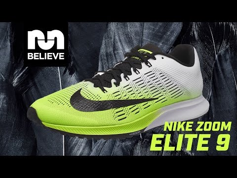 sale retailer 7ea48 f1e03 Nike Air Zoom Elite 9 Performance Review » Believe in the Run