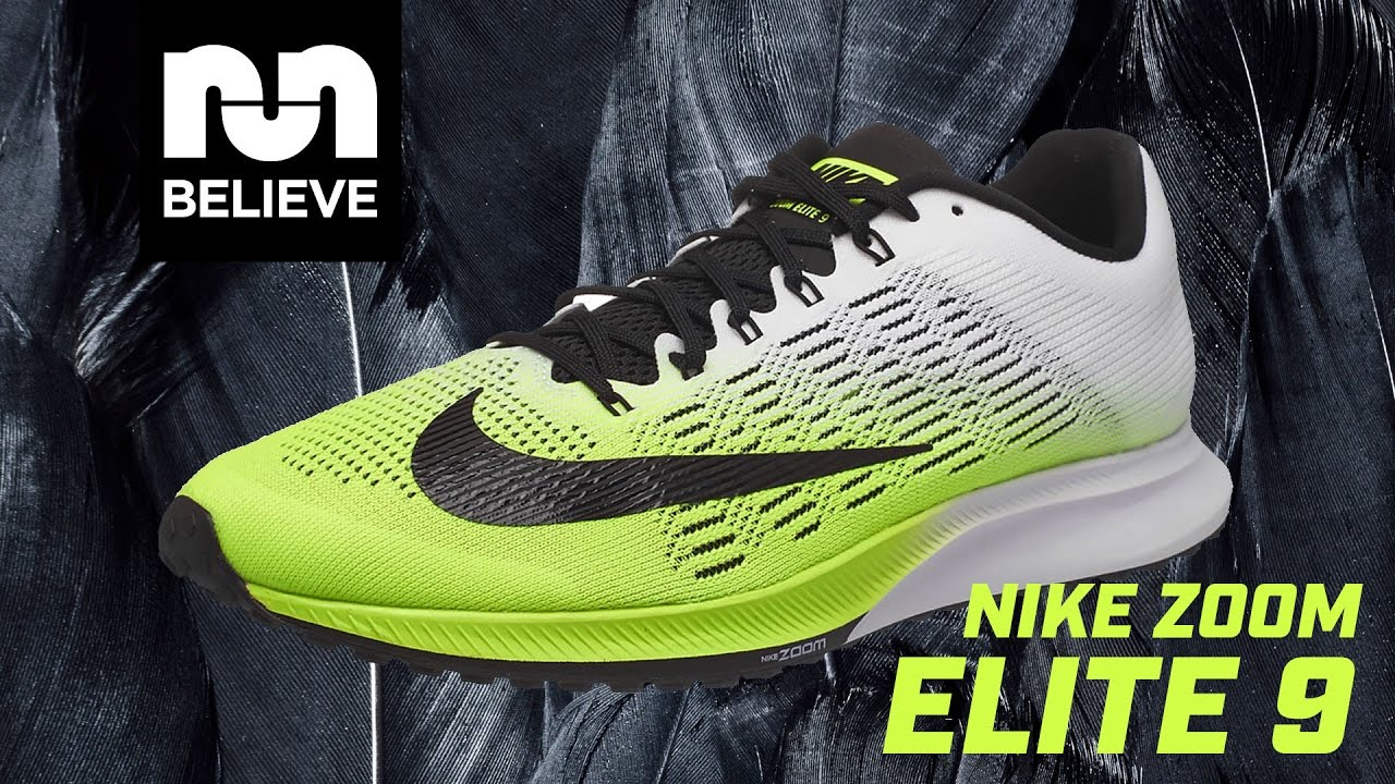 air zoom elite 9 review