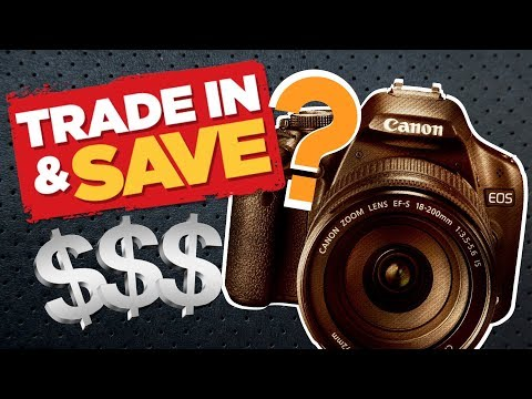 Should You Trade In Your Camera Gear?