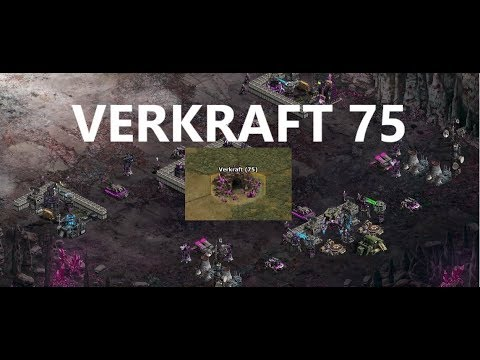 VERKRAFT 75 - NEW THORIUM CAVE BASE  - WAR COMMANDER