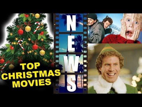 Top Christmas Movies REVIEW - Elf, Home Alone, Die Hard, It's a Wonderful Life, Arthur Christmas
