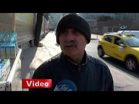 Cumhuriyet Gazetesi önünde silah sesleri!