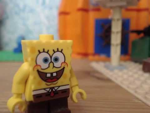Thumbnail: lego spongebob help wanted