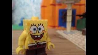 Lego Spongebob Help Wanted