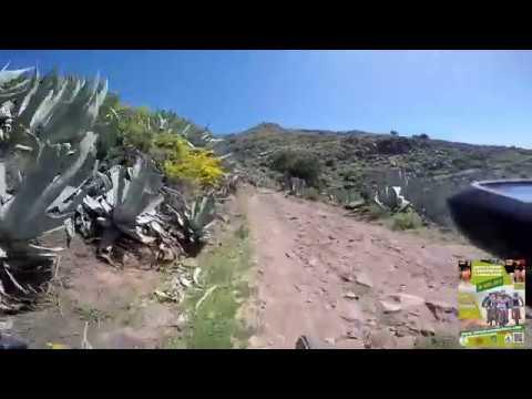 Africa Extreme Race MTB marathon and trail 2018. Images du parcours