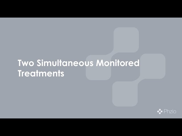 Training Module 7: Two Simultaneous Monitored Treatments