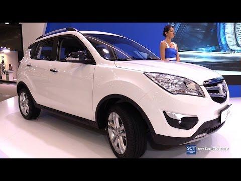 2016 Changan CS 35 - Exterior and Interior Walkaround - 2016 Moscow Automobile Salon