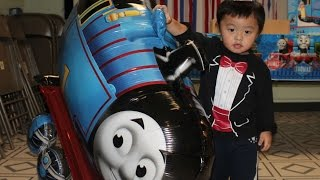 Thomas and Friends Birthday Party
