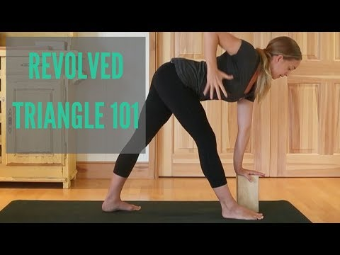 Teaching Tips Revolved Triangle
