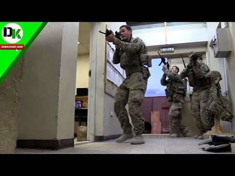 Training to Respond to Force Protection Threats in Afghanistan ● DUNIA KOMANDO 2018