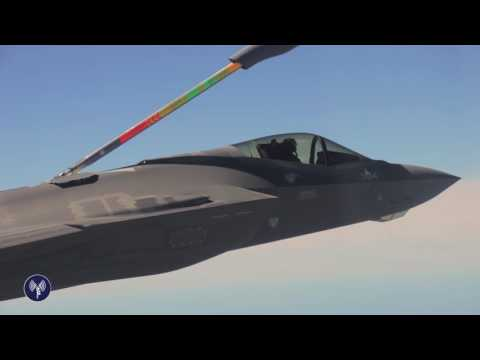 IDF gets new F-35s