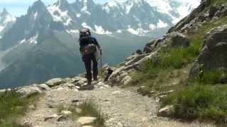 Tour of Mont Blanc (anti-clockwise) complete trek