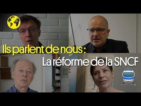 """""""La SNCF est une anomalie en Europe"""" - La réforme de la SNCF vue par les médias étrangers."""