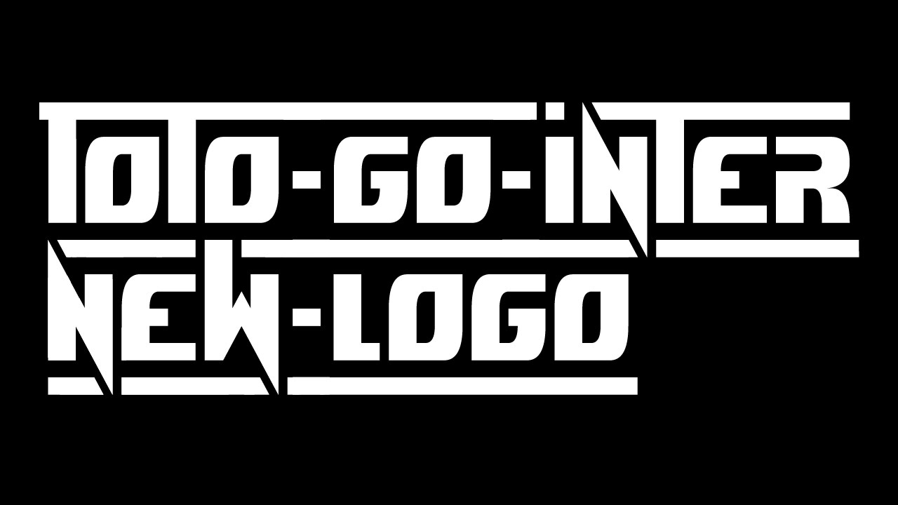 TOTO GO INTER CHANNEL - NEW LOGO !!! - YouTube