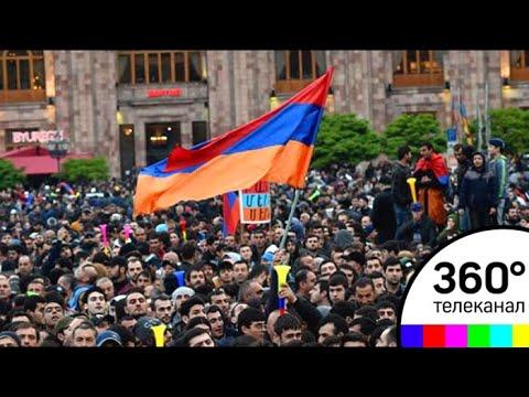 В Армении протестующие перекрывают автотрассы