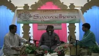 Pandit. Raghunandan Panshikar live in Concert in Tampa, FL - Part 3