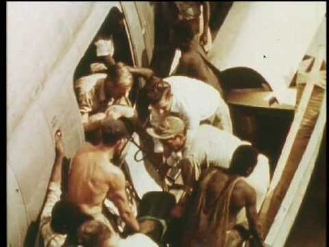 The Martin Mariner at New Guinea 1958