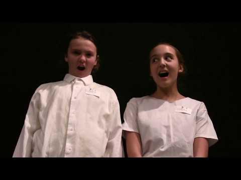 AVL 90 Second Newbery 2018 Katie and Kayenta - Charlotte's Web