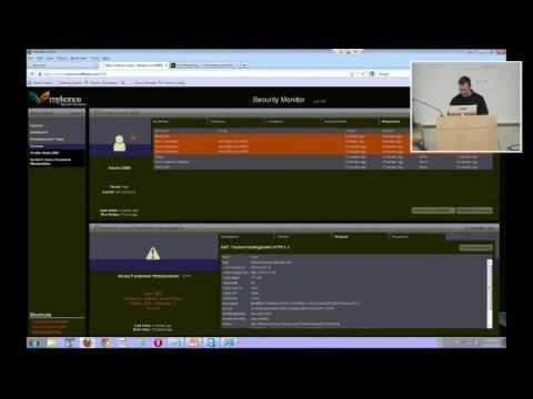 Hacker Interrupted: Mykonos Demo