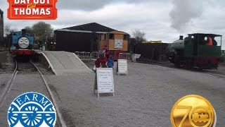 Day Out With Thomas at East Anglian Railway Museum (6-4-2015) Full Movie