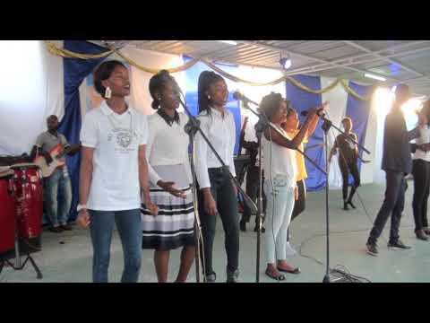 Angola terra Abençoada-Afobeya Gospel