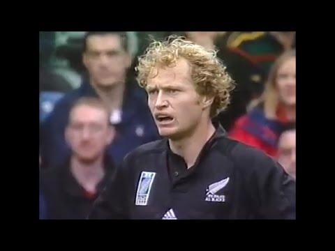 Tony Brown international tries