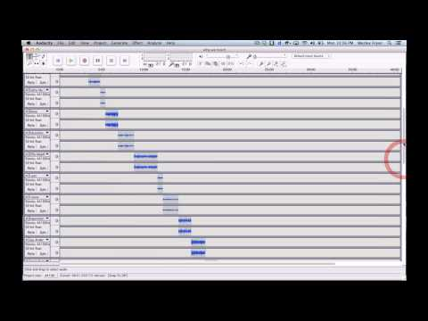 Create a Multi-Track Radio Show (Podcast) with Audacity