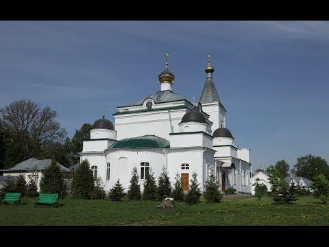 Спасо- Преображенский мужской  монастырь Рославля