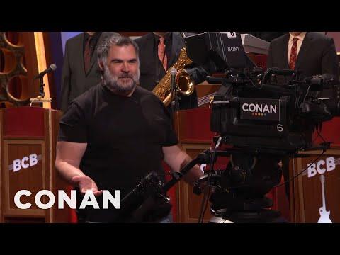 Tony The Cameraman On The Tony Awards  - CONAN on TBS