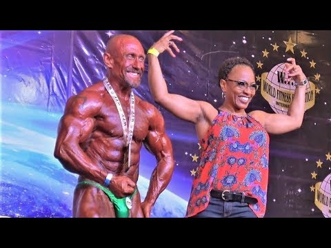 WFF Universe 2017 - Men Masters Over 50