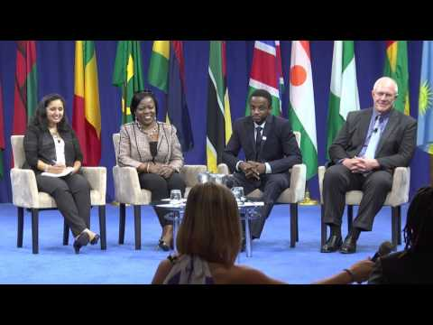 Entrepreneurial Approaches to Activism Plenary YALI2014