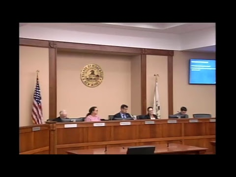 20180927 - Village of Ridgewood Council Meeting