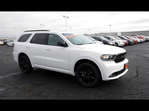 Jeep Columbus Ohio >> 2018 Dodge Durango GT Blacktop All Wherl Drive For Sale ...