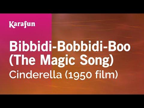 Karaoke Bibbidi-Bobbidi-Boo - Cinderella (The Musical) *