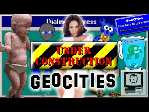 GeoCities: 20 Years Later | Nostalgia Nerd