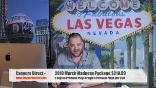 Free March Madness NCAA College Basketball & NBA Sports Picks   3-22-2019