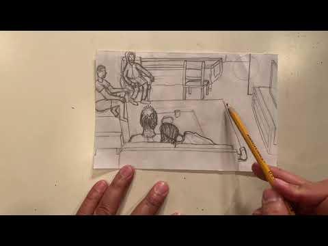 Arte With Maestro William - Episode 14 - Illustrating An Exvoto - Spanish