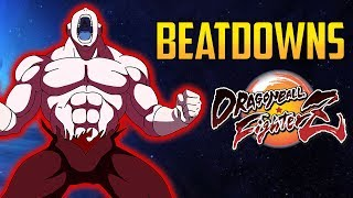 DBFZ ▰ Savage Beatdowns & Comebacks Volume XX 【Dragon Ball FighterZ】
