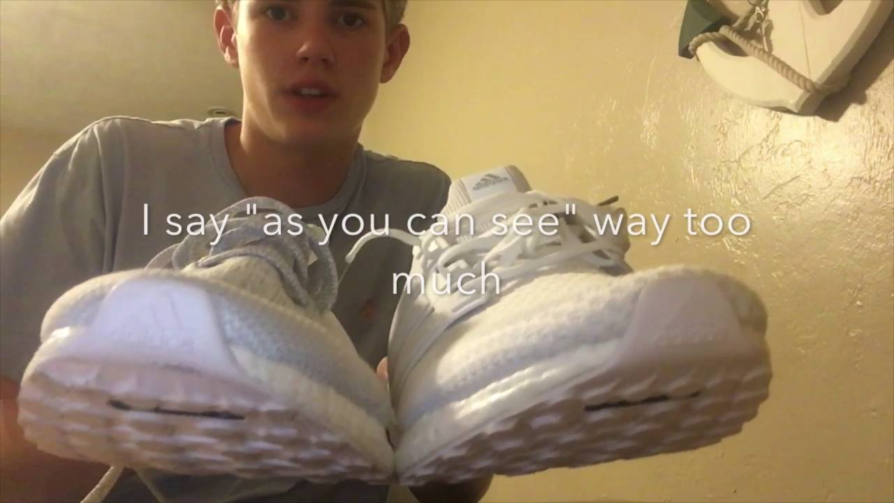 Adidas Ultra Boost Kicks USA