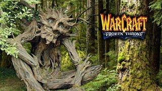 FFA Warcraft 3 - лес - мой главный враг
