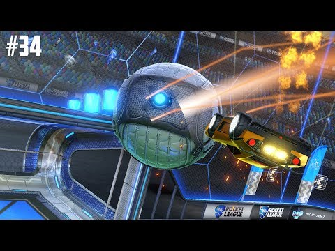 When a noob tries to freestyle on rocket league #34 thumbnail