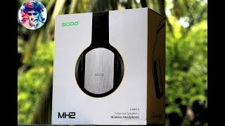 SODO MH 2 - My new headphones