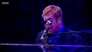 3. I Guess That's Why They Call It The Blues - Elton John - Live in Hyde Park September 11 2016  mp4