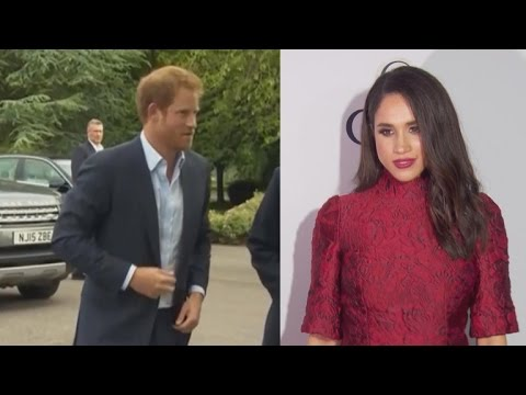 prince harry dating american actress