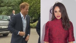 Has Prince Harry Been Secretly Dating 'Suits' Star Megan Markle