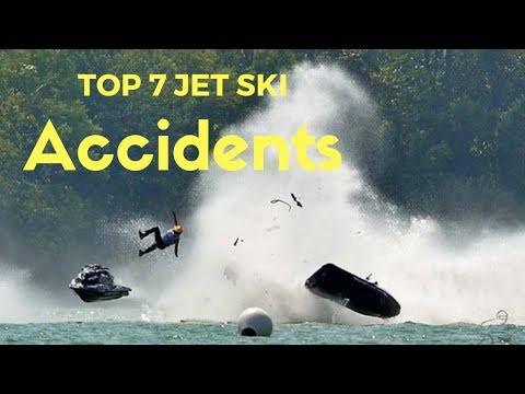 TOP 7 JET SKI ACCIDENTS CRAZY SEXY BIKINI GIRLS MUST SEE [HD] GIVEAWAY [January  2019]