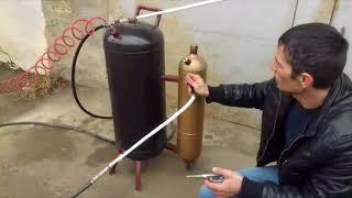Автомойка С Пеногенератором Своими Руками.Car Wash With Foam Generator With Their Hands