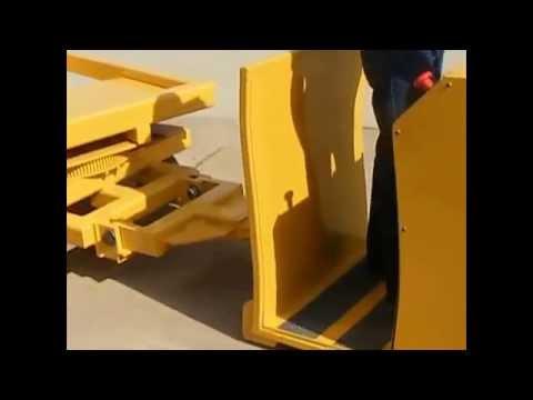Titan Trailer and Tugger 3009/3010: 12,000 lb Capacity Tugger & Trailer
