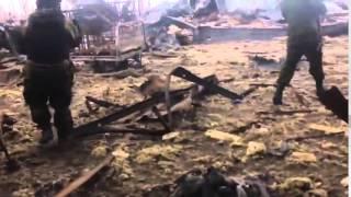 Война видео Украина Донбас ЭКСКЛЮЗИВ!!! Бой за Донецкий аэропорт   YouTube
